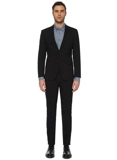 George Hogg Erkek 7004789 Slim Fit Takım Elbise Lacivert
